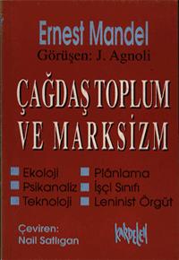 Çağdaş Toplum ve Marksizm Kitap Kapağı