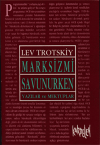 Marksizm'i Savunurken Kitap Kapağı