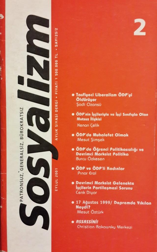 26-2,eylul 2001