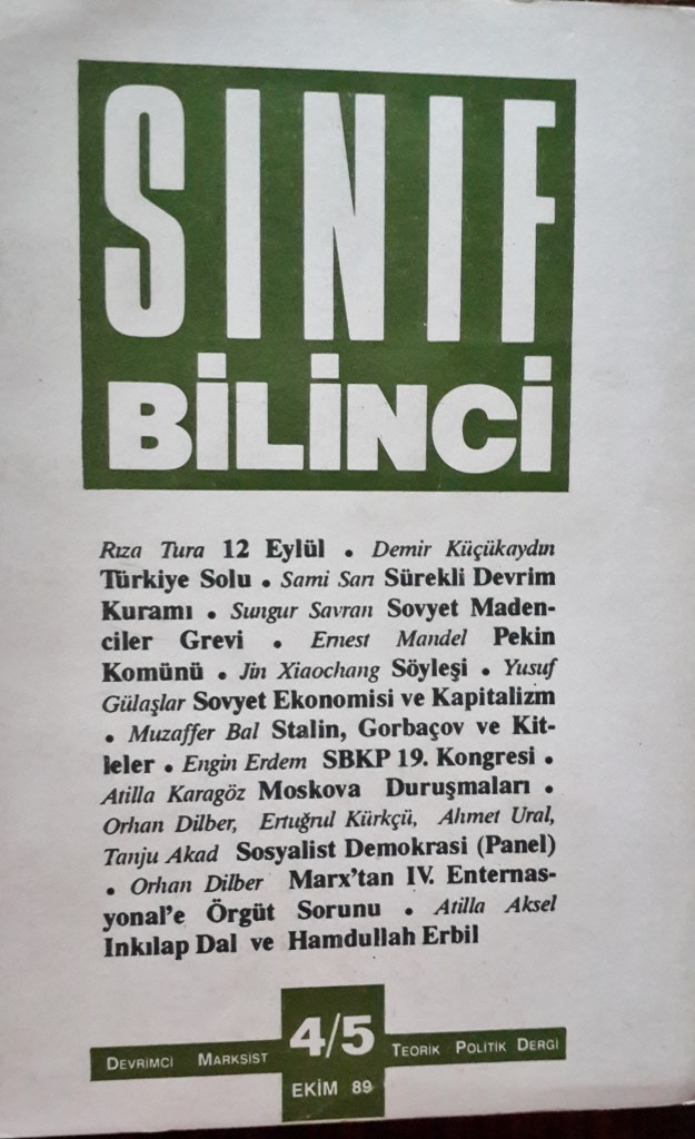 4-5,ekim 1989