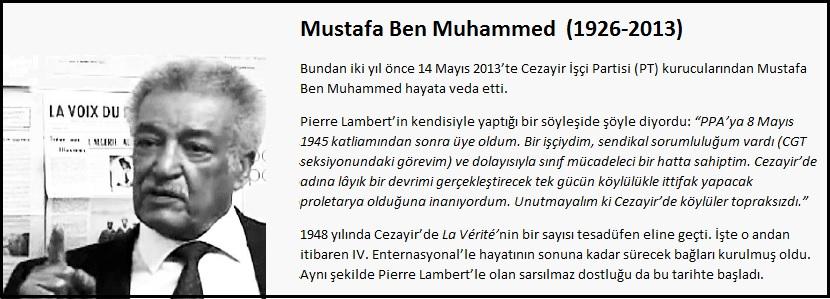 ben muhammed