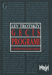 Geçiş Programı Kitap Kapağı