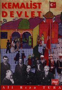 Kemalist Devlet Kitap Kapağı